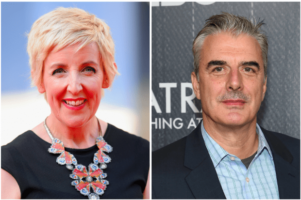 Julie Hesmondhalgh, Chris Noth (Getty, EH)