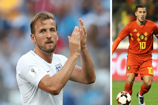70d8b5c1928 World Cup 2018 England v Belgium third-place play-off match LIVE on ...