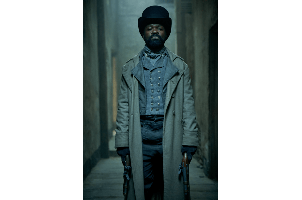 David Oyelowo, Les Miserables (BBC, EH)