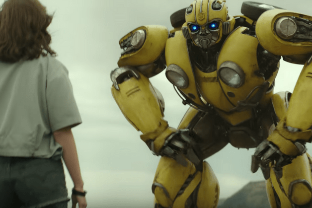 Image result for bumblebee film