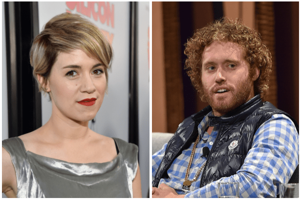 Alice Wetterlund, TJ Miller (Getty, EH)