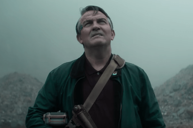 Bradley Walsh as Graham in Doctor Who series 11 (BBC, HF)
