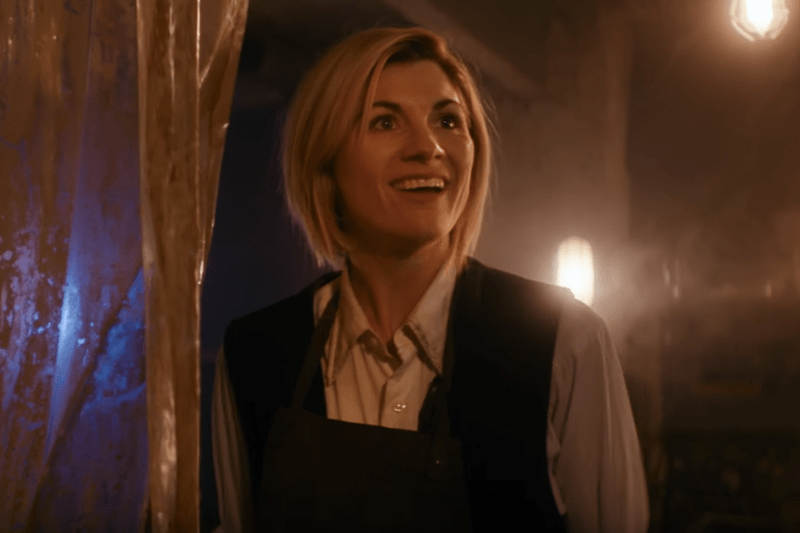 Jodie Whittaker in Doctor Who series 11 (BBC, HF)