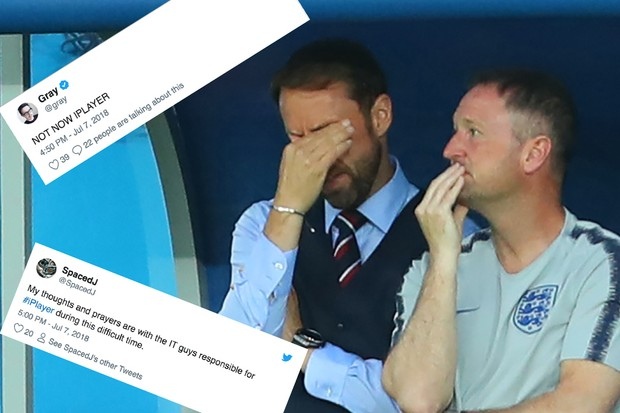 Gareth Southgate head coach / manager of England and his assistant Steve Holland (Getty, HF)