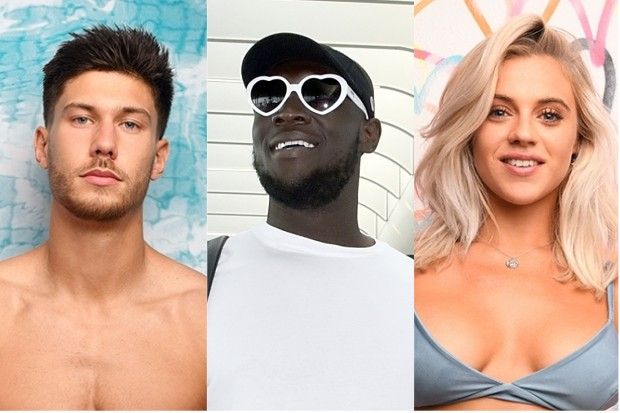 Stormzy and Love Island