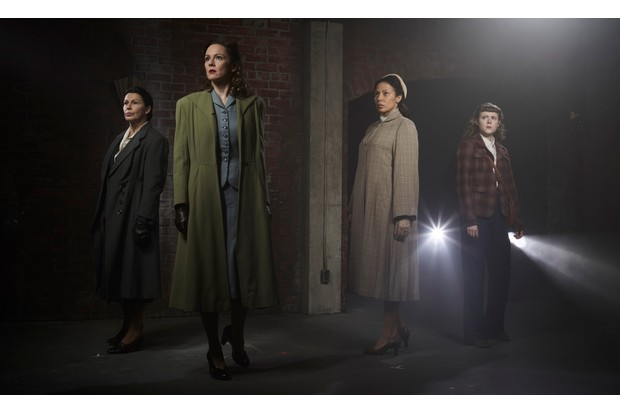 Bletchley Circle: San Francisco on ITV