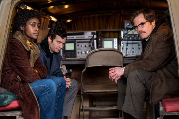 Simona Brown as Rachel, Michael Moshonov as Litvak, Michael Shannon as Kurtz