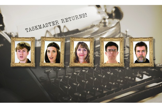 Taskmaster series 7 comedian announcement