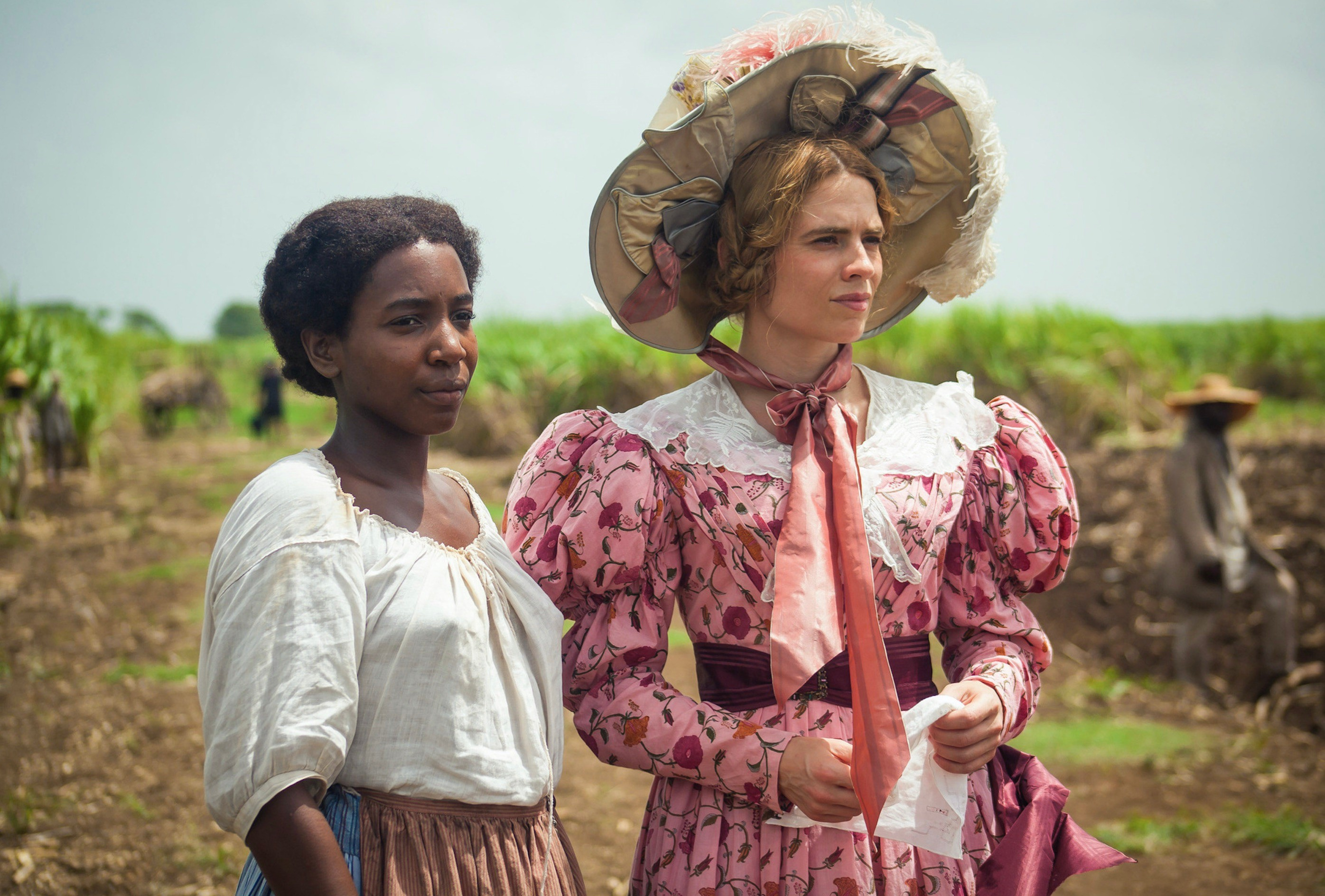 The Long Song, Main Pic, BBC publicity, BD