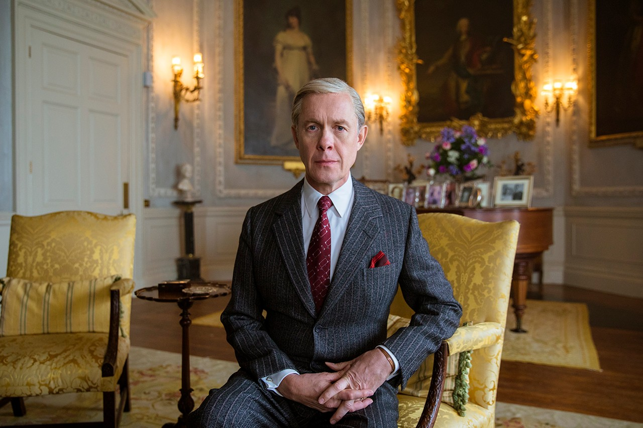 Alex Jennings as The Duke of Windsor in The Crown season 2 (Netflix)