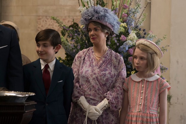 Josh O'Connor will take over from actor Julian Baring as Prince Charles, while Marion Bailey will replace Victoria Hamilton as the Queen Mother (Netflix)
