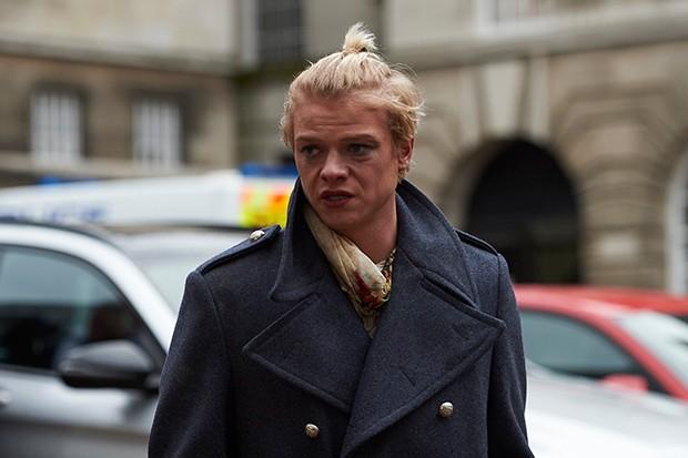 Tom Rhys Harries plays Eliot Hollis in Unforgotten
