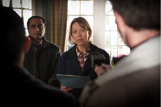 Nicola Walker in Unforgotten
