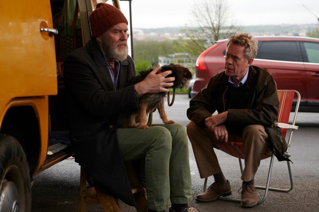 James Fleet and Alex Jennings in Unforgotten
