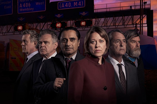 Unforgotten cast picture series 3