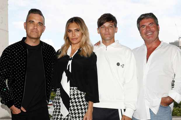 1c3f244ddcf The X Factor judges 2018  Could the new line-up actually work  Simon ...