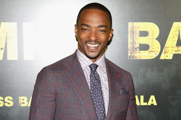 Anthony Mackie, Getty, SL