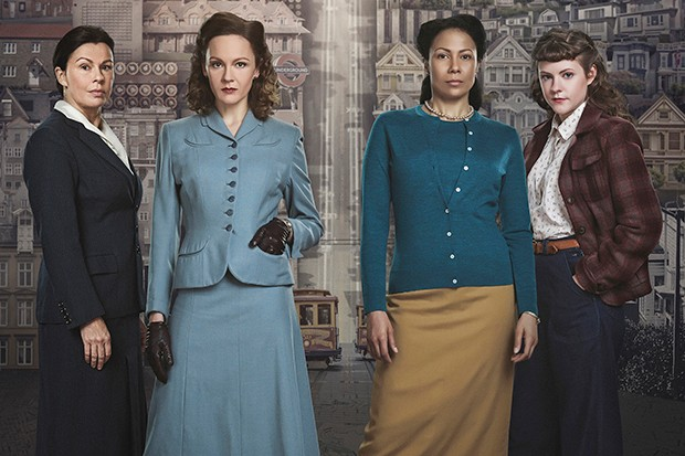 The Bletchley Circle: San Francisco, ITV Pictures, SL