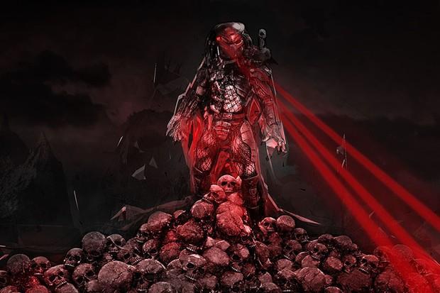 The poster for The Predator (Fox, HF)