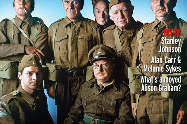 Discover more about Dad's Army at 50, only in this week's Radio Times