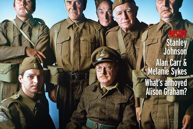 Dad's Army 50th anniversary Radio Times