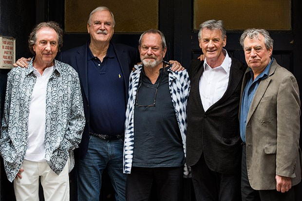 Monty Python, Getty, SL