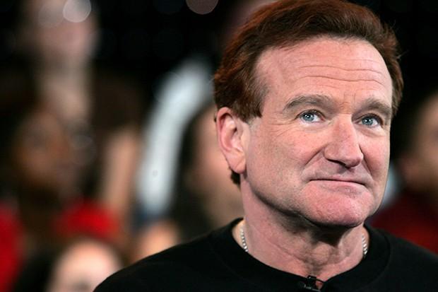 Robin Williams, Getty, SL