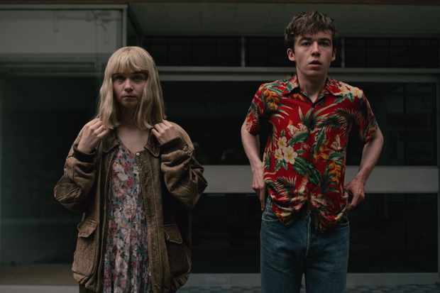 Charlie Covell created Channel 4 and Netflix's The End of the F***ing World