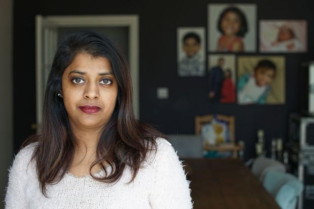 Searching for Mum, Rebecca Pararajasingam (BBC)