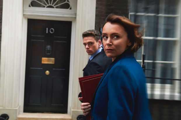 Keeley Hawes in Bodyguard (BBC)