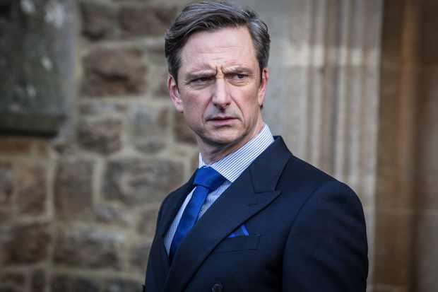 Nicholas Gleaves as Roger Penhaligon, Bodyguard  (BBC, EH)