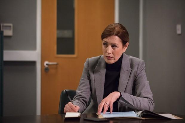 Gina McKee, Bodyguard (BBC, EH)