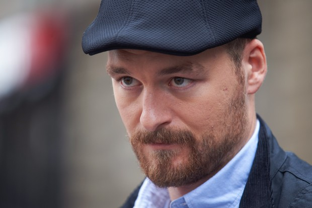 Matt Stokoe as Luke Aikens, Bodyguard