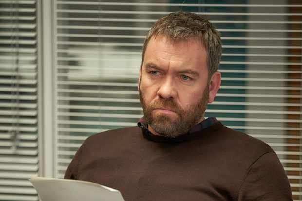 Brendan Cowell, Press (BBC, EH)