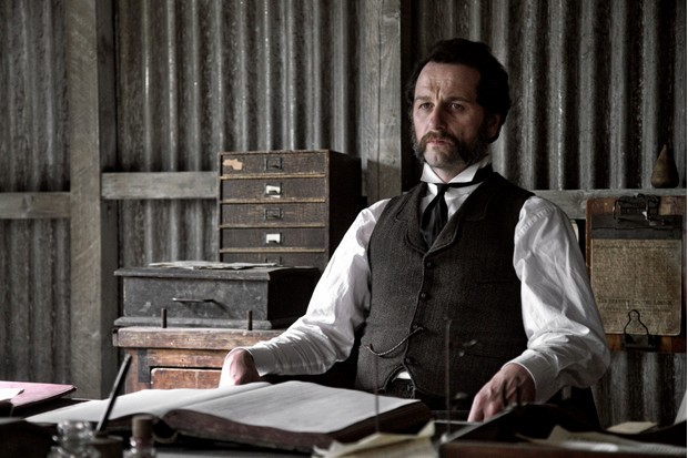 WARNING: Embargoed for publication until 11:00:00 on 14/08/2018 - Programme Name: Death & Nightingales - TX: n/a - Episode: n/a (No. n/a) - Picture Shows: Billy Winters (MATTHEW RHYS) - (C) Night Flight Pictures Ltd 2018 - Photographer: Teddy Cavendish