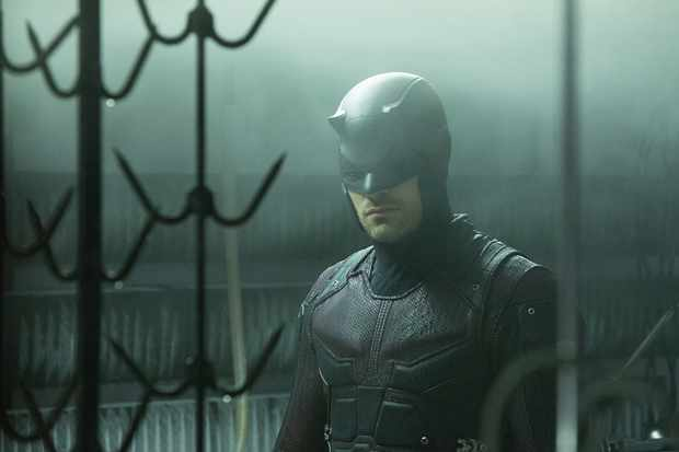 An image from Marvel's Daredevil on Netflix