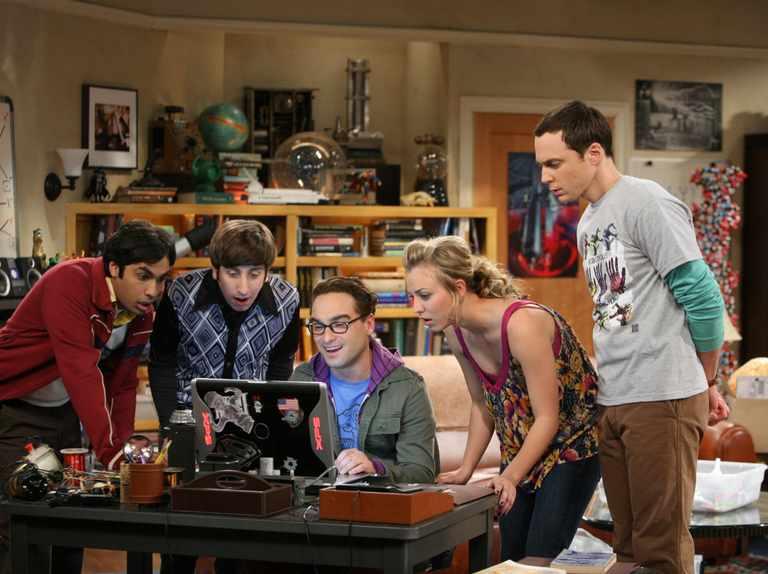 Big Bang Theory stars get emotional ahead of final table read