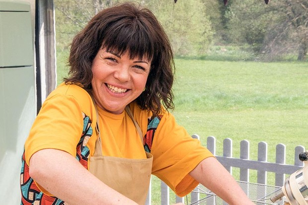 The Great British Bake Off (2018): - Baker Briony (Channel 4, HF)