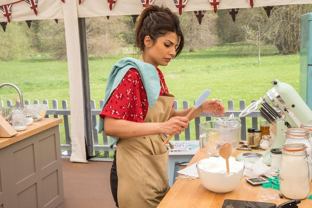 Ruby Bhogal, Bake Off (C4)