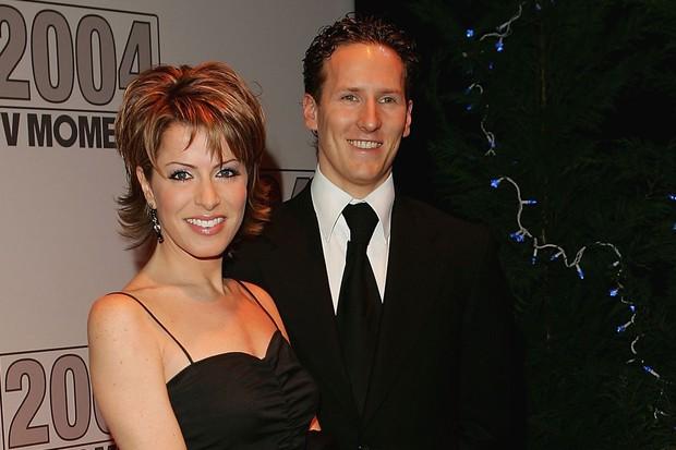 Natasha Kaplinsky and Brendan Cole