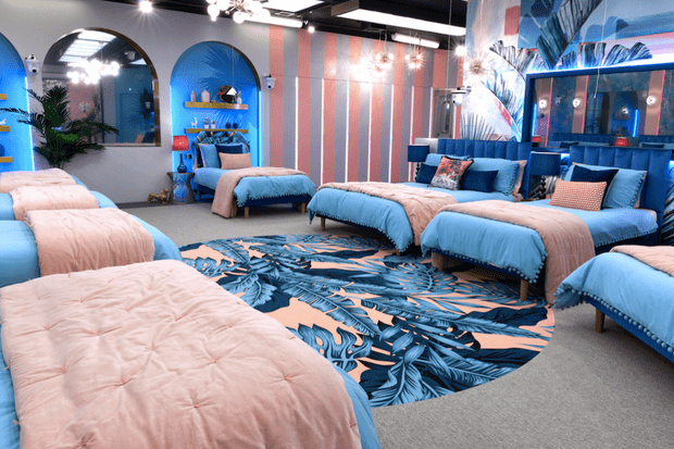 Celebrity Big Brother House - summer 2018