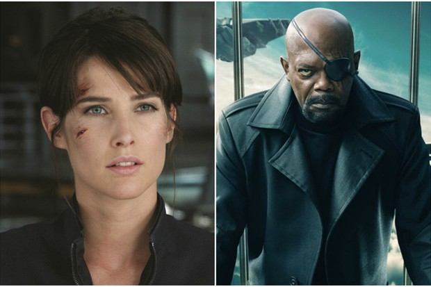 Spider Man Far From Home Cast Samuel L Jackson And Cobie Smulders Nick Fury And Maria Hill To Appear In The Sequel Radio Times