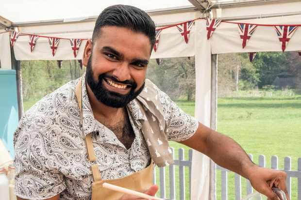 The Great British Bake Off 2018 - Antony