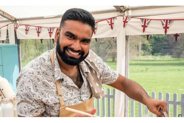 The Great British Bake Off 2018 - Antony