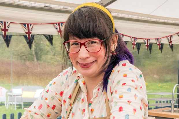 The Great British Bake Off 2018 - Kim-Joy