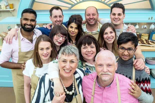 The Great British Bake Off 2018 - All 12 bakers