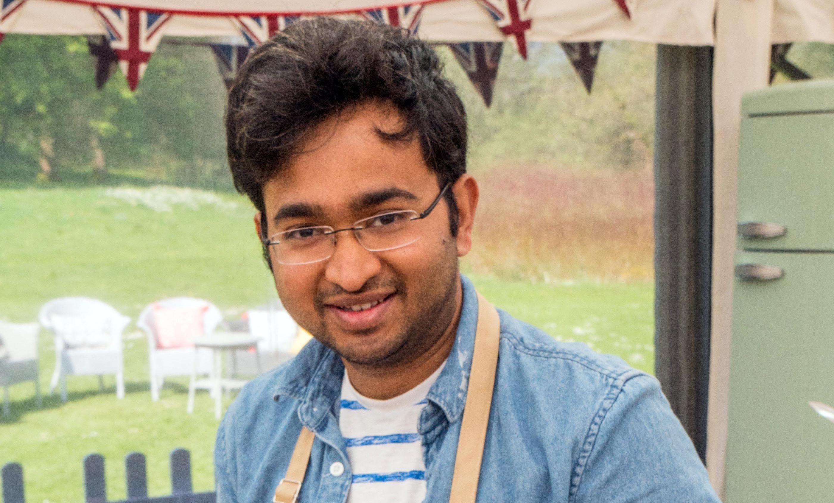 The Great British Bake Off 2018 - Rahul
