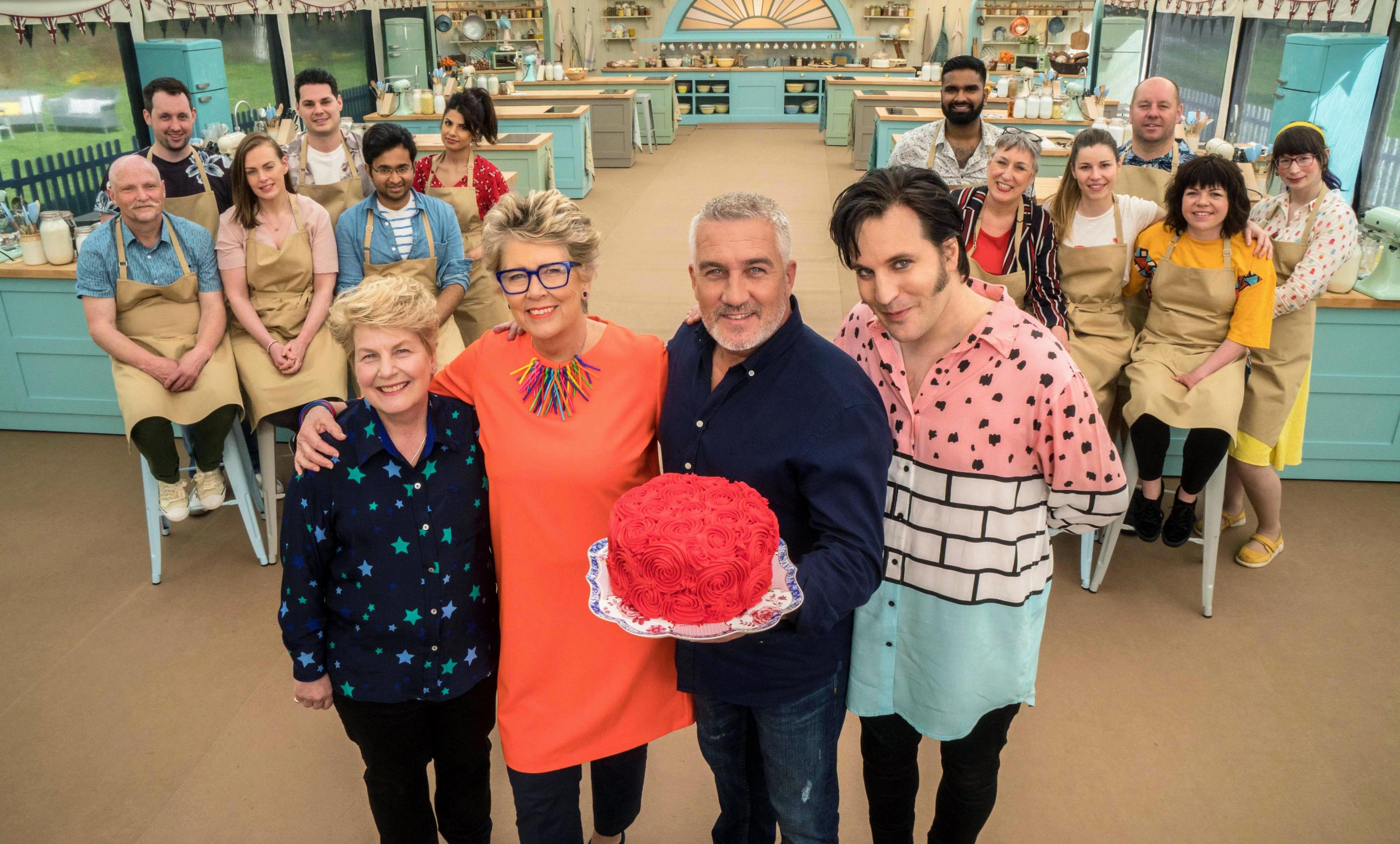 Bake Off Contestants: Everything You Need To Know About who's Left forecast