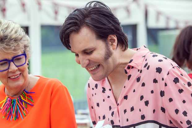 The Great British Bake Off 2018 - Noel Fielding