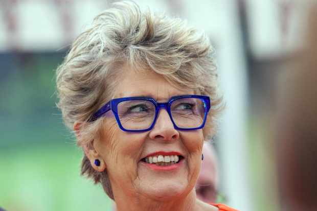 The Great British Bake Off 2018 - Prue Leith